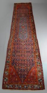 Persisk Zandjan løber, 540x122 cm.