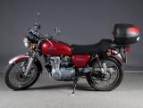 Motorcykel Honda CB 550, årg. 1977