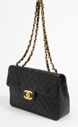 Vintage Chanel Jumbo 2.55 bag
