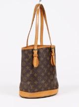 Louis Vuitton, skuldertaske, model Bucket PM