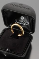 Ole Lynggaard. 'Celebration' ring, 18 kt. gold