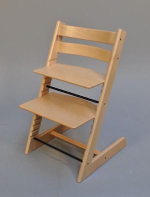 peter opsvik tripp trapp barnestol udstillingsmodel. Black Bedroom Furniture Sets. Home Design Ideas