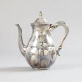 Kaffekanna silver
