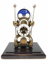 Grasshopper Uhr nach John Harrison