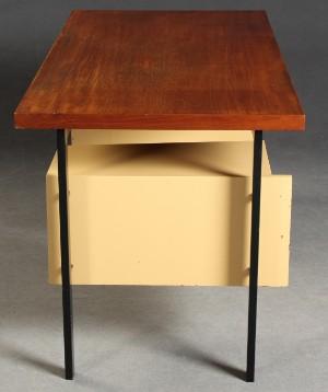 Schreibtisch der 1950 60er jahre im stil von florence for Schreibtisch 60er jahre
