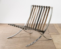 Knoll International Barcelona Chair Relax