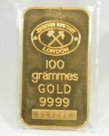 Guldtacka 24K (100g)