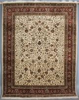 Indisk Keshan, 240 x 312 cm.