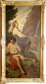 Tysk kunstner 20. årh. kopi efter A. Feuerbach