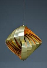 Pendel, Lyfa, Konkylielampe af Louis Weisdorf