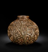 Axel Salto for Royal Copenhagen. Stoneware vase