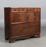 Oriental sideboard, 19th century