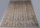 Persisk Najafabad tæppe, 390x305 cm.