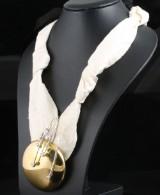 18kt diamond gold piece from Ellen Van Den Wijngaert in order for diamond museum exhibition