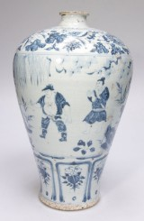 Meiping vase, Yuan Dynasty 13th/14th century