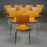 Duba: Stabelstole, 1960'erne (10)