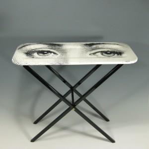 ware 3155327 piero fornasetti beistelltisch tablett. Black Bedroom Furniture Sets. Home Design Ideas
