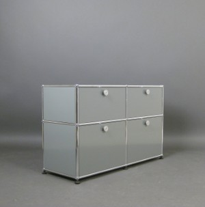 lot 4295940 fritz haller paul sch rer sideboard kommode f r usm haller. Black Bedroom Furniture Sets. Home Design Ideas