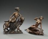 To figurer af bronze (2)