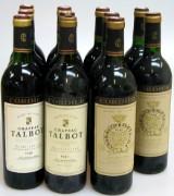 Diverse flasker moden fransk vin (11)