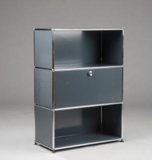 usm haller fritz haller paul sch rer kommode. Black Bedroom Furniture Sets. Home Design Ideas