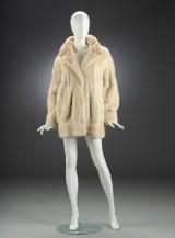 Short jacket, palomino mink, size 40