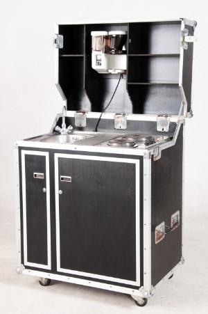 Ware 3603974 kitcase kofferkuche von pro art for Kofferküche
