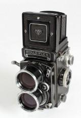 Franke & Heidecke. Rolleiflex kamera