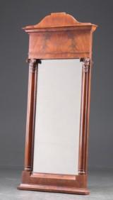 Senempire spejl ca. 1840