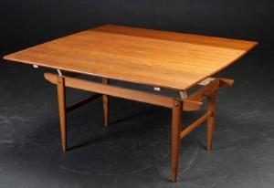 Dansk møbelproducent. Sofabord / spisebord Københavnerbord med ...