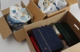 Samling frimærker, bla. England, tyskland / DDR