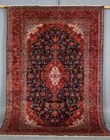 Persisk Kashan, 360 x 245 cm