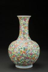 Porcelain vase, China, Guangxu 1875-1908