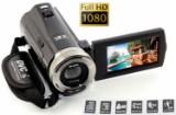 Par HD videokameraer med 16 megapixel og 16x digital zoom(2)