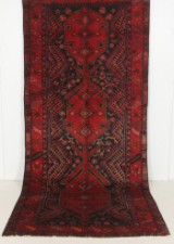 Persisk handknuten matta Songhor mått 320x143