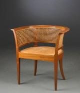 Kaare Klint. Armchair 'The Faaborg Chair', model 9662