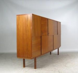 Großes Sideboard Der 1960er Jahre Von Wk Möbel Germany Lauritzcom