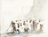 Petter Pettersson akvareller