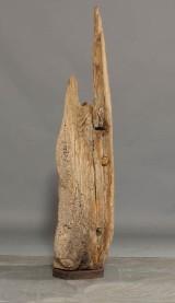 Jimmi Flyholm, skulptur 'The Naturel Thing' (cd)