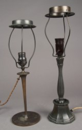 To bordlamper bl.a. Just Andersen (2)