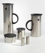 Stelton sæt, kaffe, the, fløde og sukker, salt/peber (6)