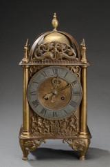 Lanterneur af messing, 1800-tallets midte