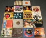 Samling LP'er og singler (ca. 600)