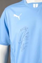 Signerad tröja Zlatan Ibrahimovic för MFF