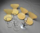Sidse Werner, Piet Hein, Arne Jacobsen mm. Samling diverse møbler og reservedele (8)