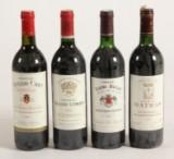Samling Saint Emilion Grand Cru Classe rødvine (4)