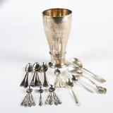 Samling silver