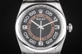 Rolex Oyster men's watch, steel, ref. 116000. c. 2007/2008