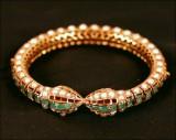 Armband, 18K Indien 1950-tal