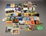 Samling lp'er /  vinylplader (77)